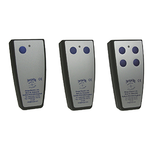 Herga 6310 and 6311 Infra-red Transmitter & Hand Controls