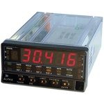 Ditel Alpha series digital panel meters