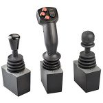 Penny & Giles Single Axis Industrial Joystick