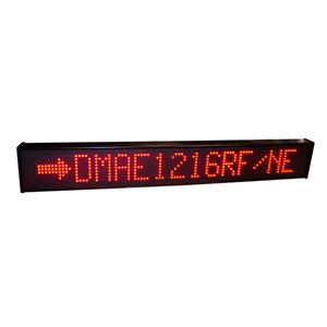 Ditel DMAE1216 Alphanumeric Displays 1 Line