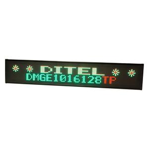 Ditel DMGE1016128T Dot Matrix Display (16 x 128 Pixels)