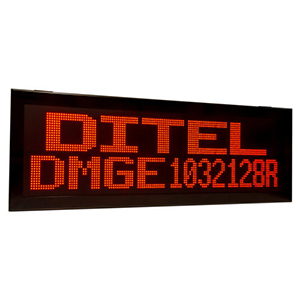 DITEL DMGE1032128 Dot MAtrix Display (32 x 128 Pixels)