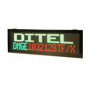 DITEL DMGE1032128T Dot Matrix Display (32 x 128 pixels)