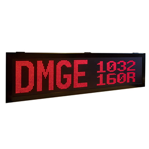 DMGE1032160 Dot Matrix Display (32 x 160 Pixels)