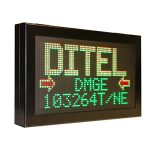 DITEL DMGE103264T Dot Matrix Display (32 x 64 Pixels)