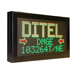 DITEL DMGE103264T Dot Matrix Display (32 x 64 Pixels)