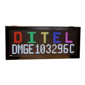 Ditel DMGE103296C Dot Matrix Display RGB