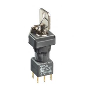 APEM A01 Series Keylock switch