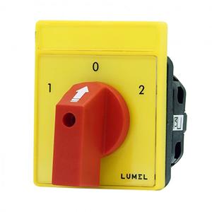 Lumel PKH, PKS, PKT Series CAM Switch